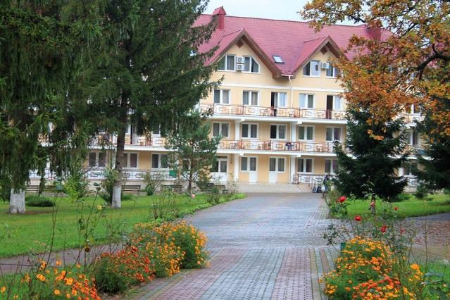 Лечебные курорты Закарпатья: Шаян