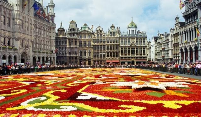 Как добраться из аэропорта в Брюссель