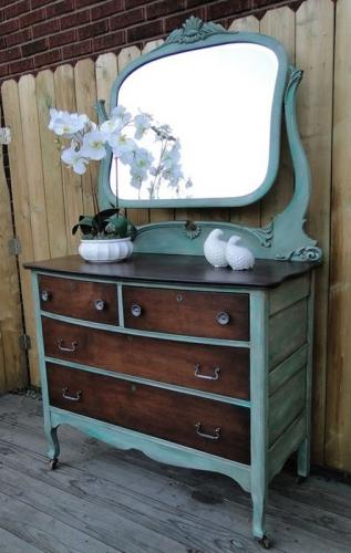 реставрация винтажной мебели