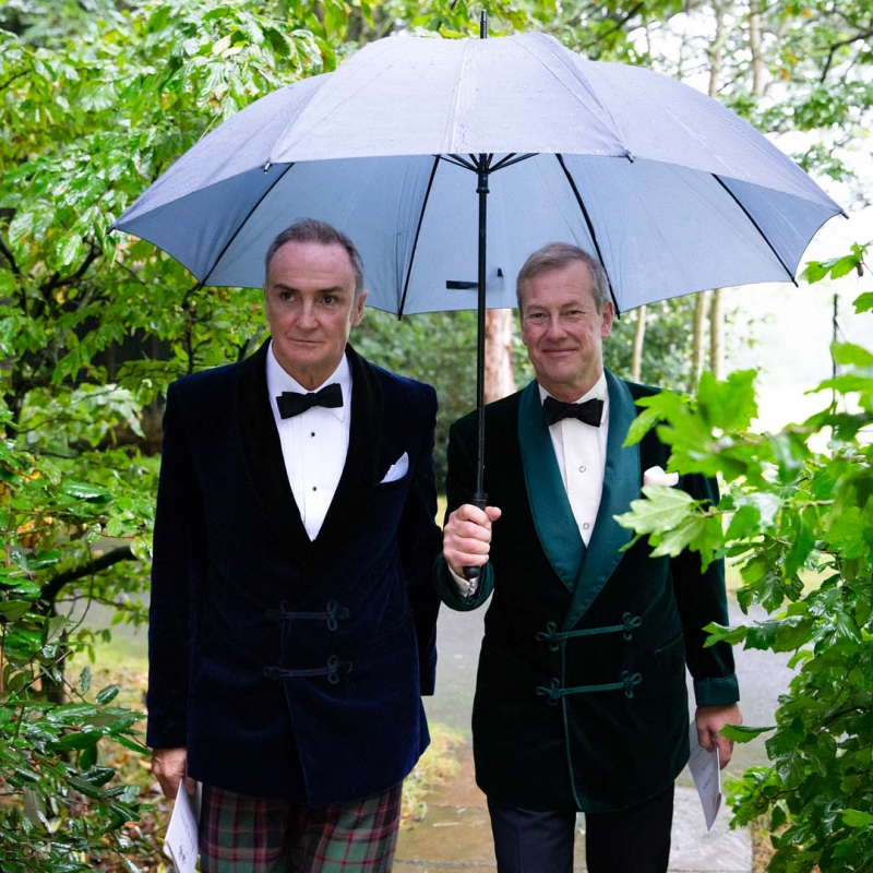 гей-свадьба в королевской семье
