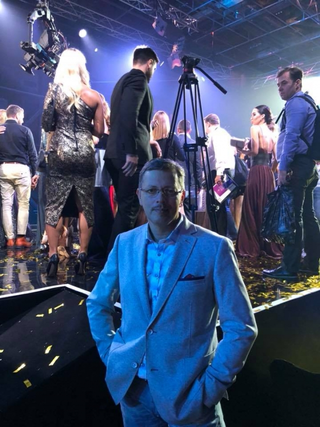 слоссер про мисс украина 2018