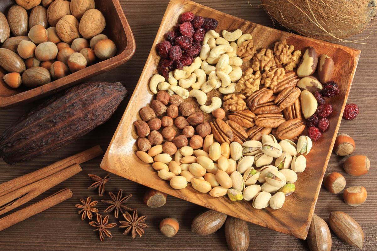 орехи для пользы организма