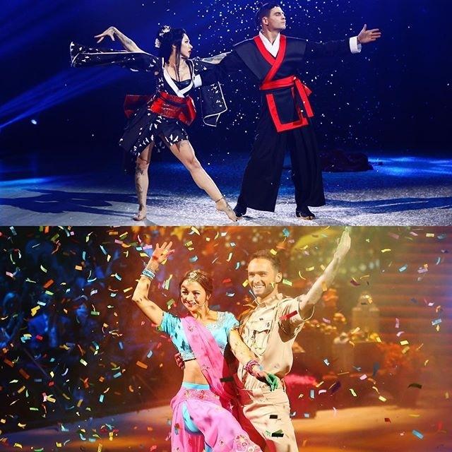 Кто покинул Танцы со звездами