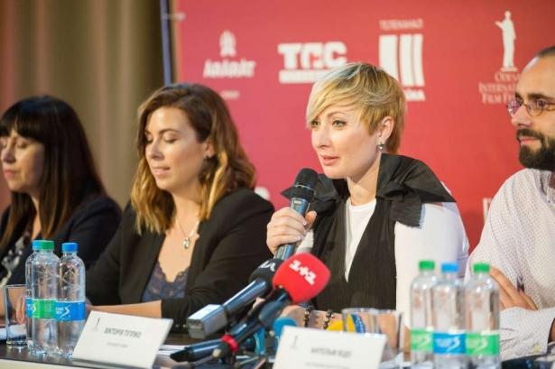 НаОдесский кинофестиваль приехала легенда французского кино Изабель Юппер