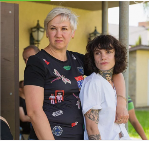 родители топ-модель по-украински