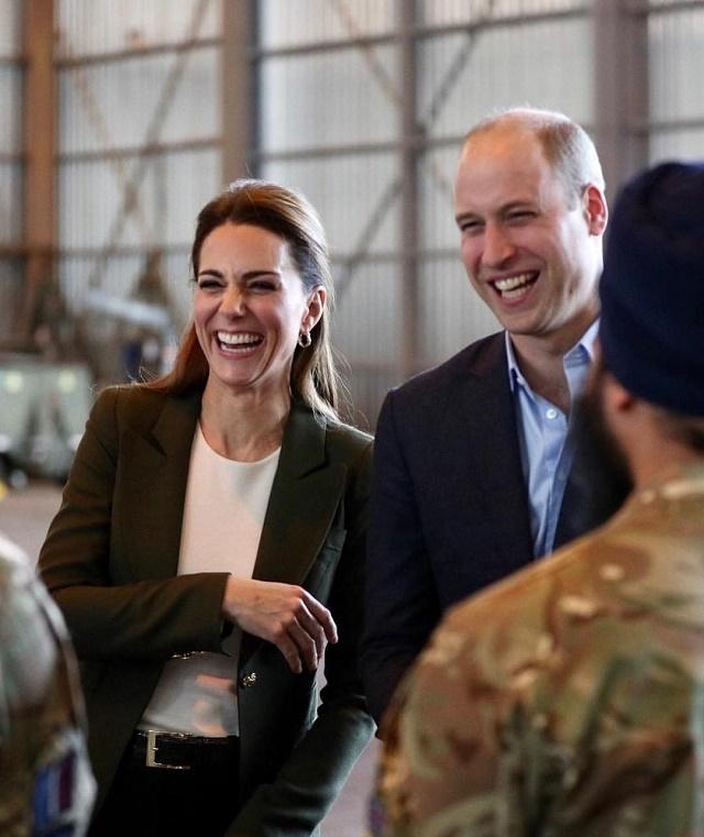 Как Кейт Миддлтон и Принц Уильям шутят
