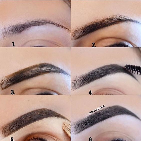 Be In The Trend How To Grow Eyebrows In A Short Time Without