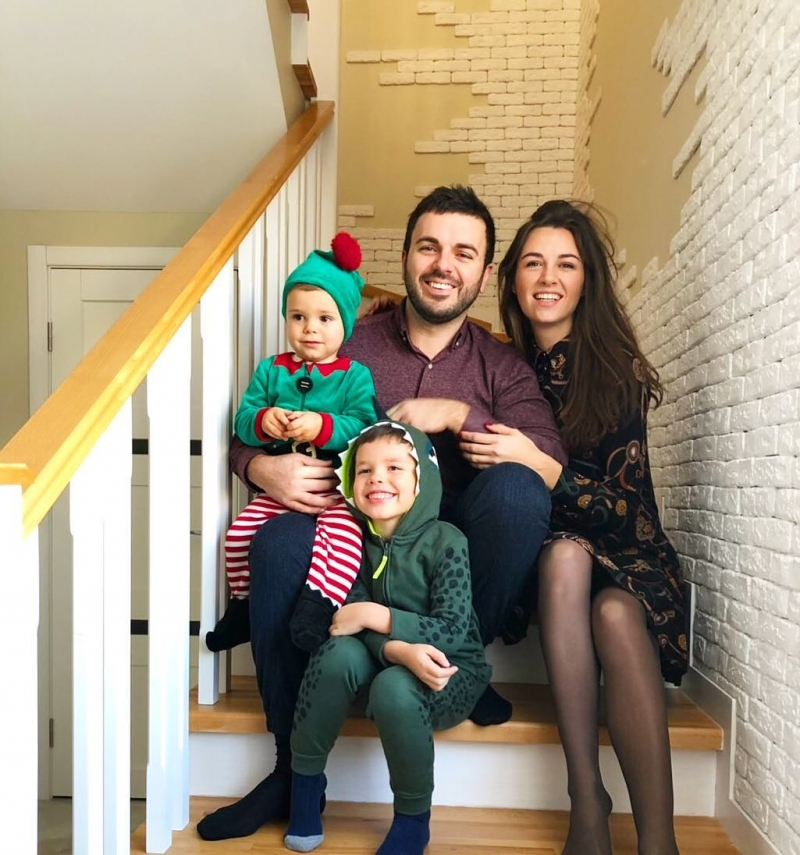 григорий решетник семья фото
