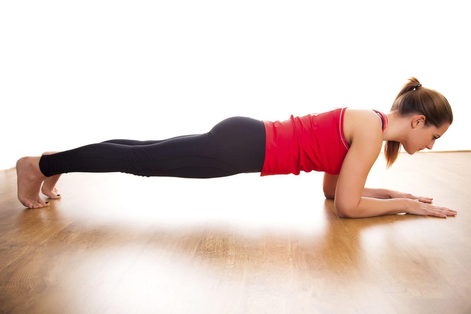 Фитнесом для похудения упражнения