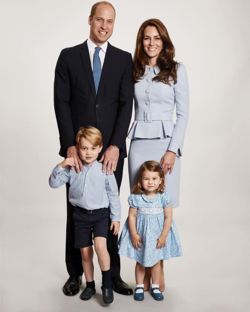 дети принца уильяма и кейт миддлтон
