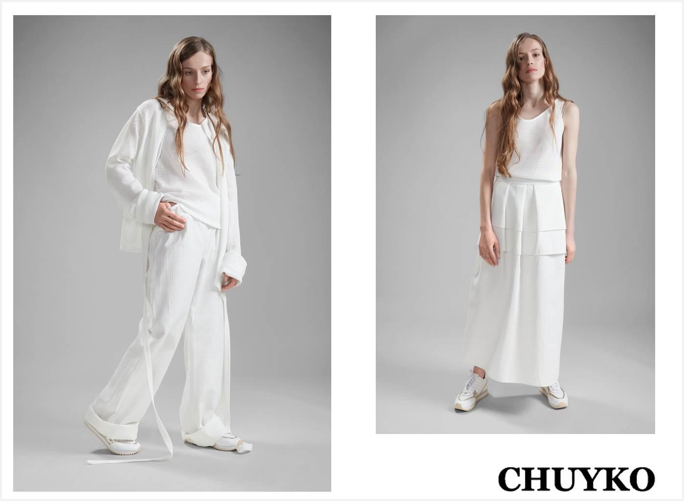 Где одеться в Украине: симбиоз современности и традиций в молодом украинском бренде CHUIKO