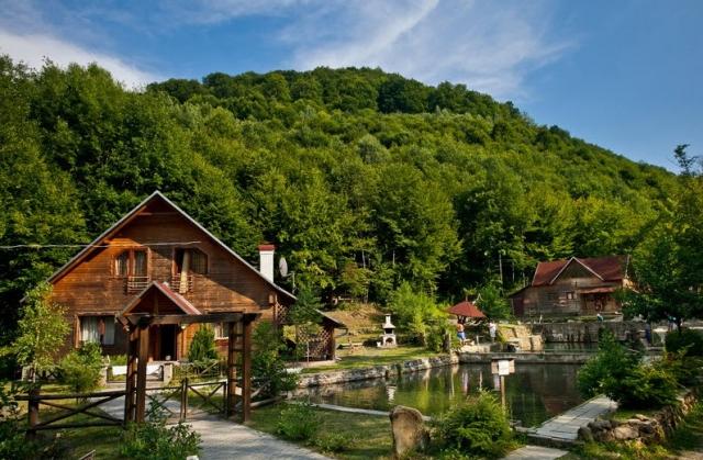 Лечебные курорты Закарпатья: Турья Пасека
