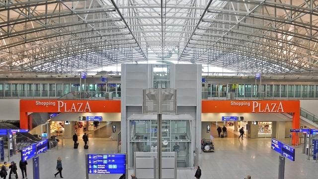 Франкфурт аэропорт