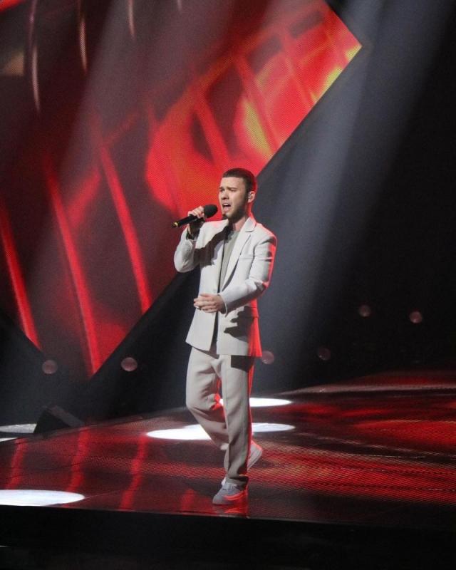 второй полуфинал нацотбора на евровидение 2019