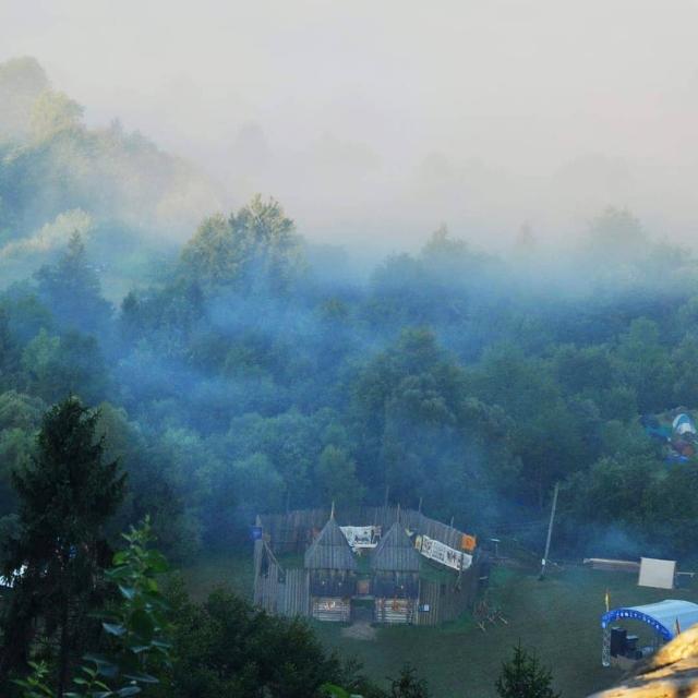 что посмотреть в Западной Украине Тустань