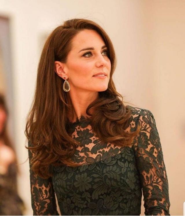 кейт миддлтон готовится стать королевой