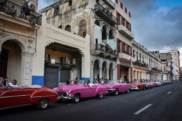Viva Cuba Libre: первое шоу Chanel на Острове Свободы
