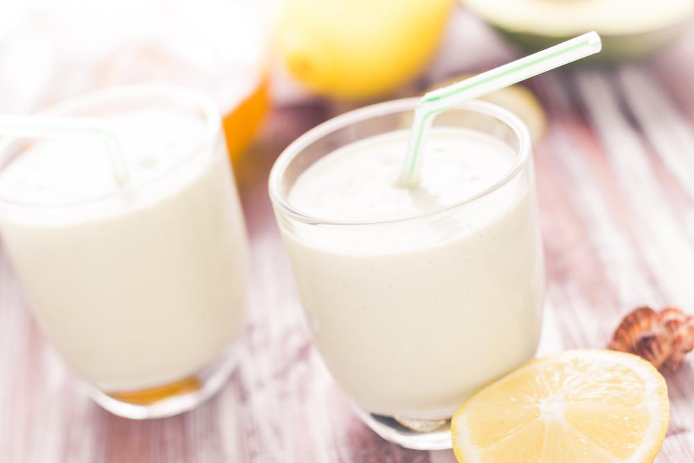 Коктейль «Пьяный банан»