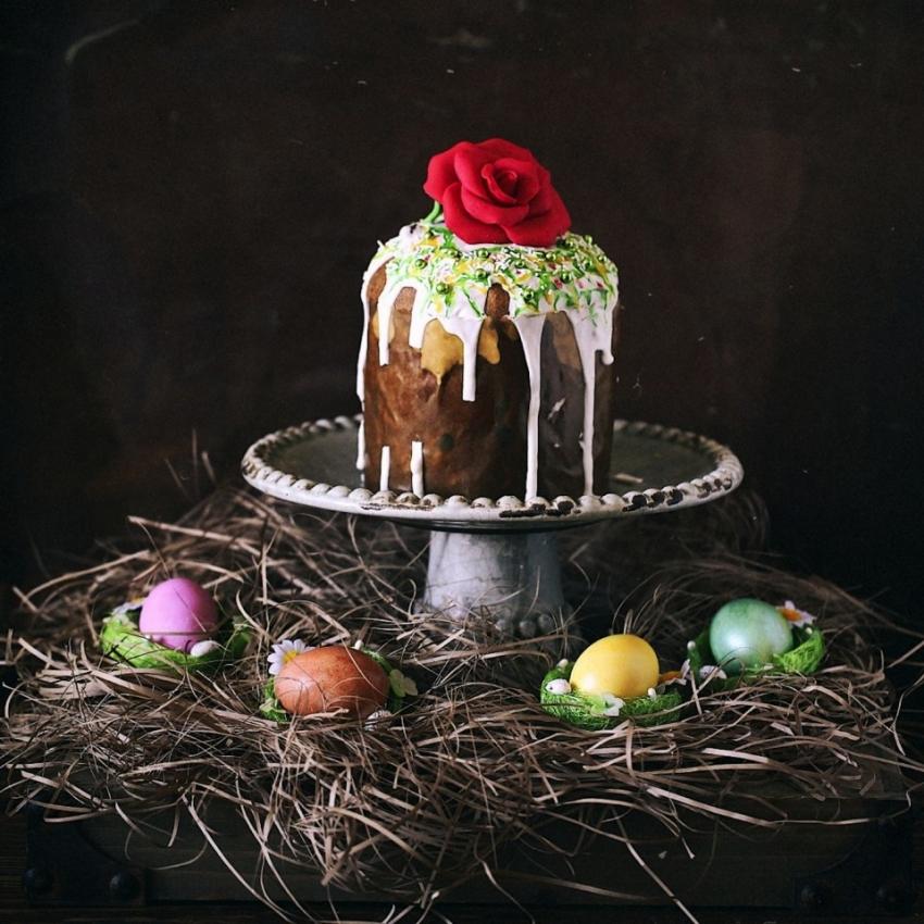 Запечная творожная пасха на праздничный стол Воскресения Господня в 2017 году