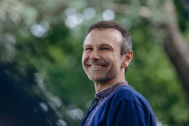 Святослав Вакарчук идет на парламентские выборы: кто в его команде