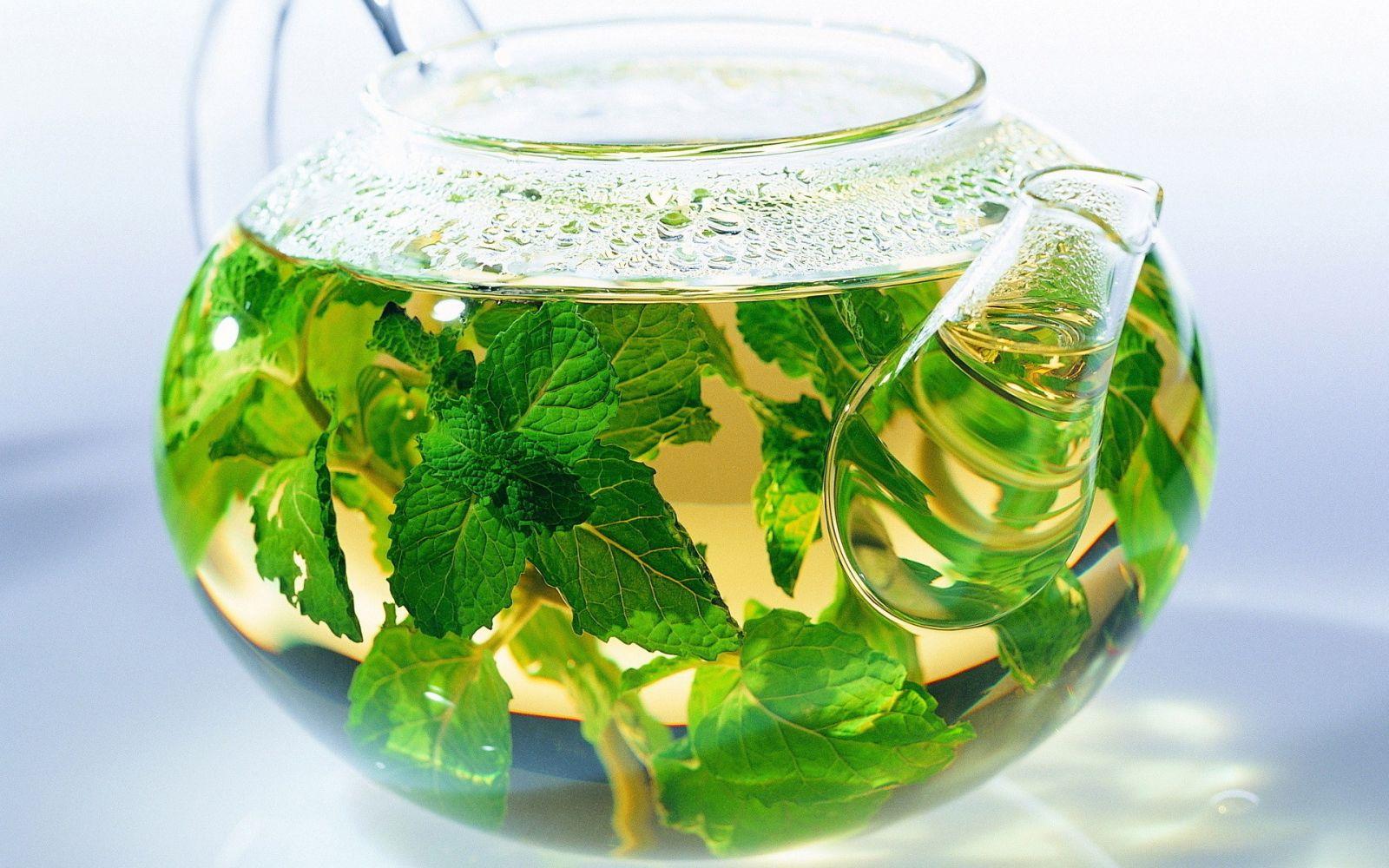 Травяной напиток