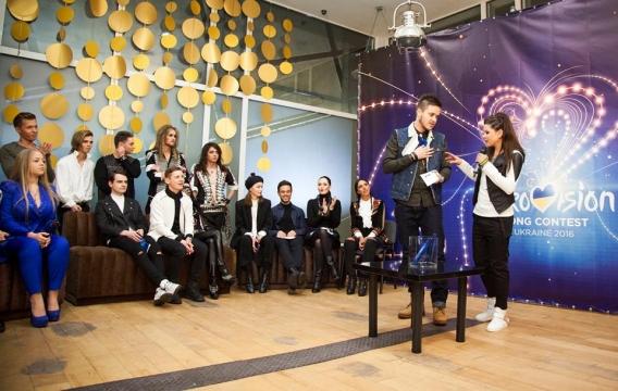 отбор на Евровидение 2016 Украина