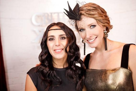 Катя Осадчая и Джамала - фото