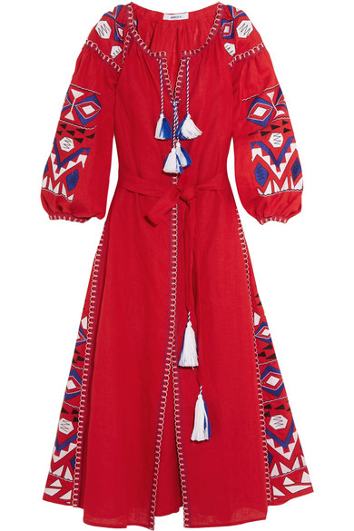 Новое имя: Констанс Яблонски в украинской вышиванке на обложке французского Glamour