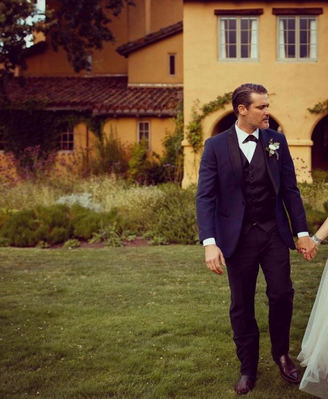 свадьба холли мари комбс фото