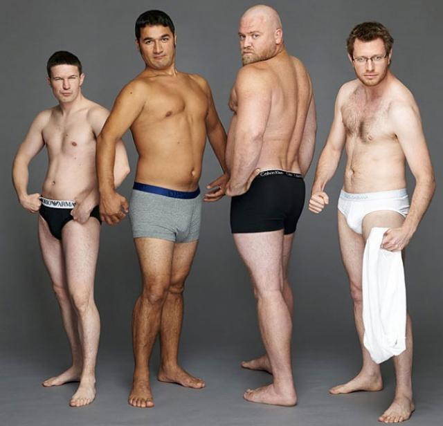 Нижнее белье можно не менять для мужчин