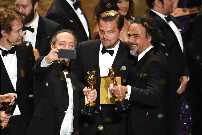 Дикаприо на Оскаре 2016