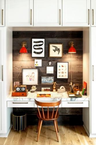 кабинет в кладовке фото