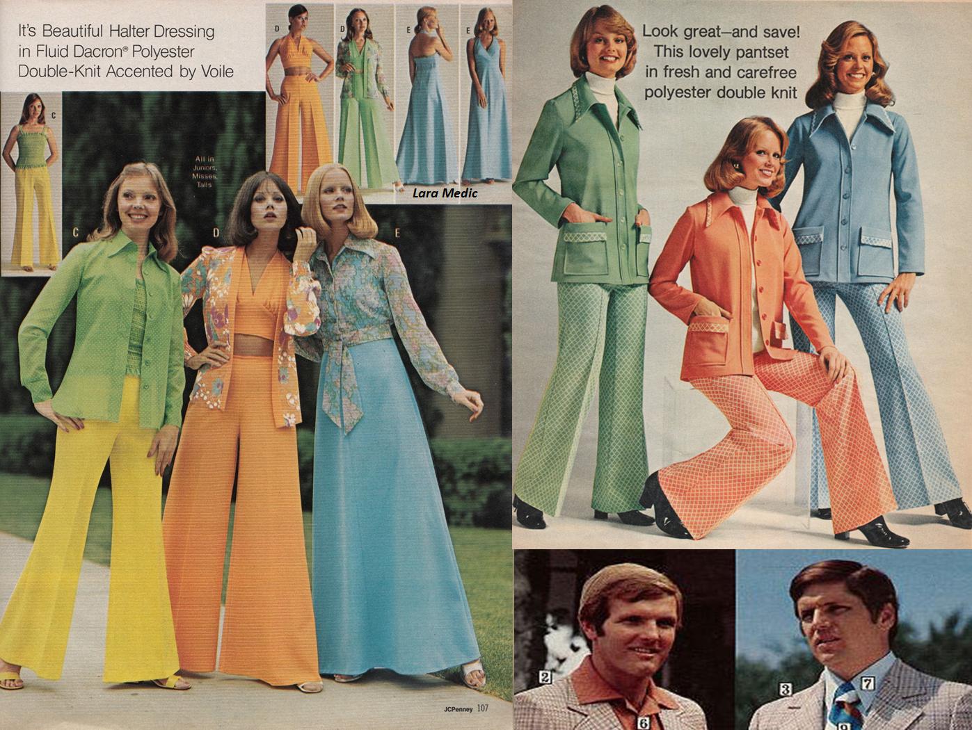Что нового было в 70х годах в ссср