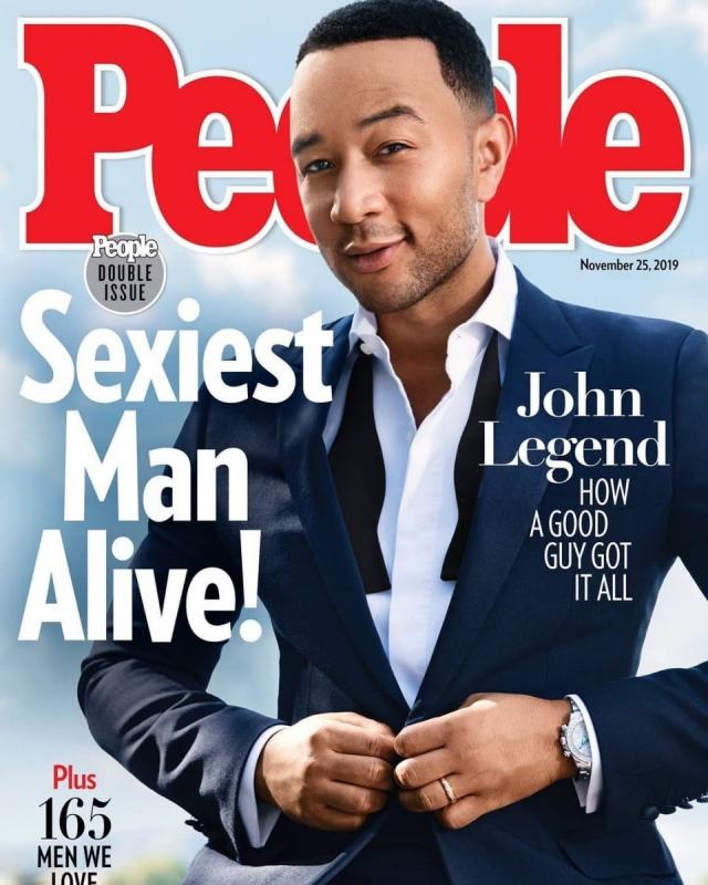 джон ледженд самый сексуальный мужчина года