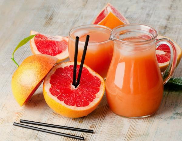 грейпфутовый напиток