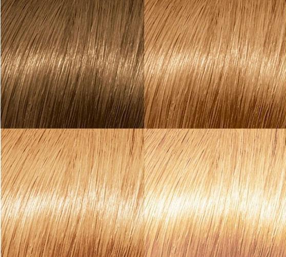 Чем осветлить волосы на 2 тона в домашних условиях