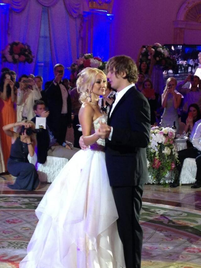 свадьба Кудрявцевой
