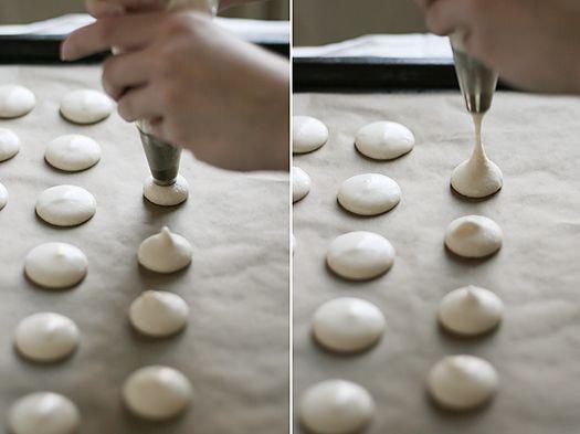 Как приготовить французские пирожные макарон