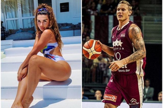 Анна Седокова и женатый латвийский баскетболист Янис Тимма: новый роман певицы