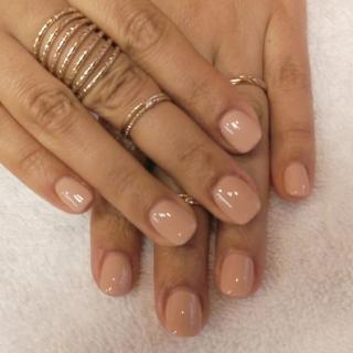 Форма для очень коротких ногтей 42