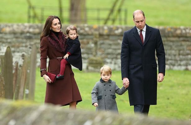 кейт миддлтон родит четвертого ребенка