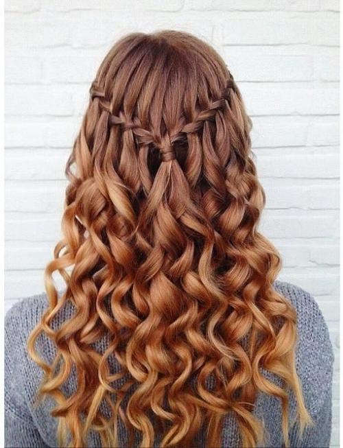 Красивые причёски на первое сентября на средние волосы