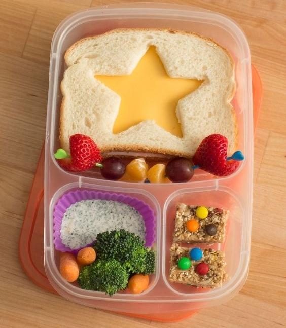 Бутерброд в школу ребенку