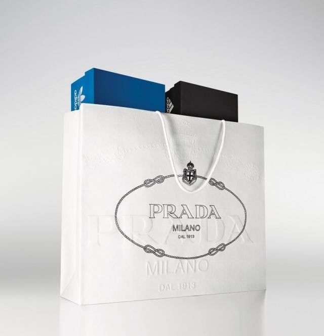 Adidas и Prada