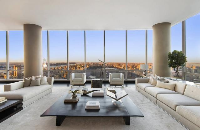 Самые дорогие квартиры Нью-Йорка