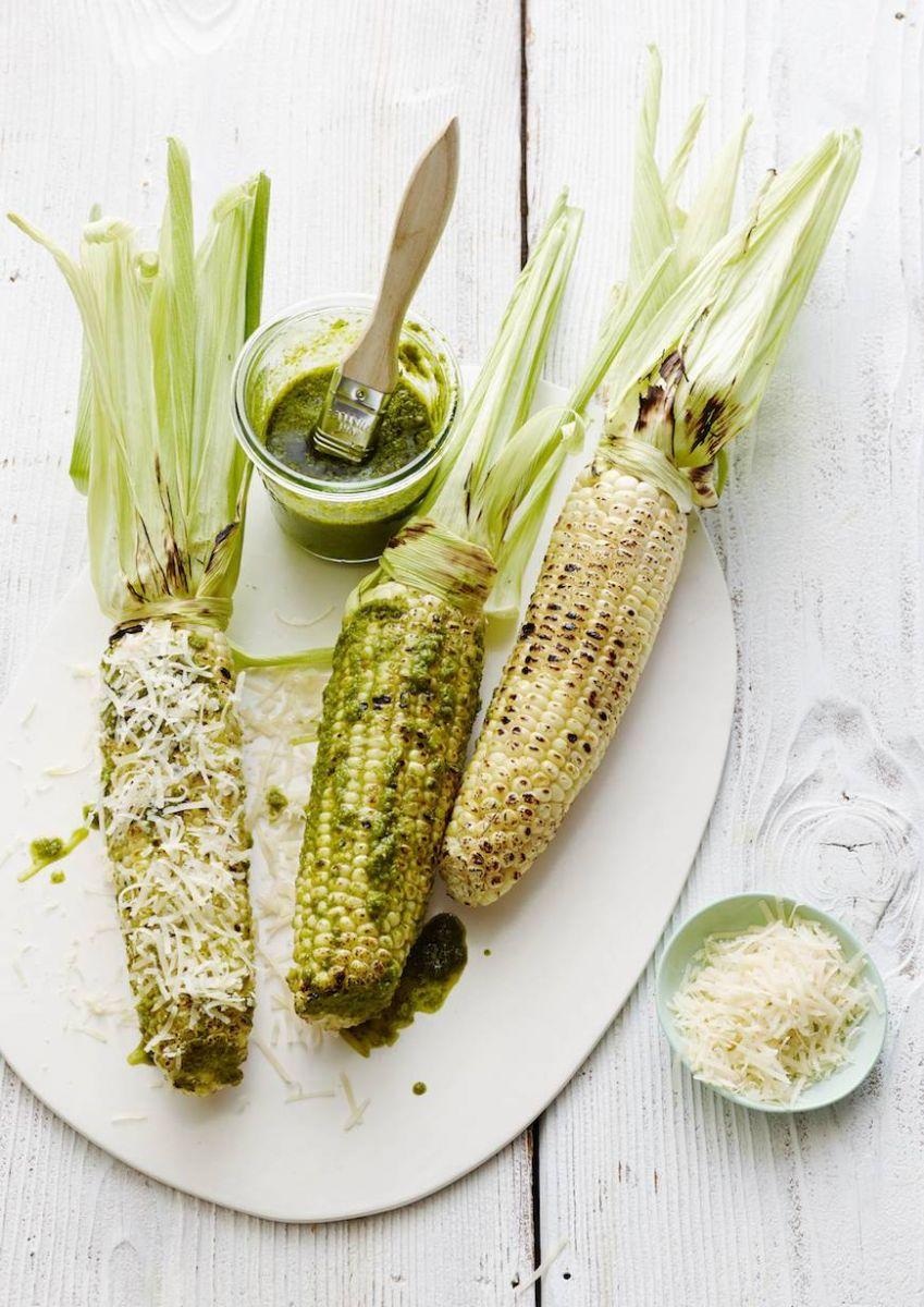 Оргазм от кукурузы