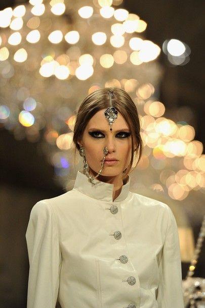 пирсинг как носить модно