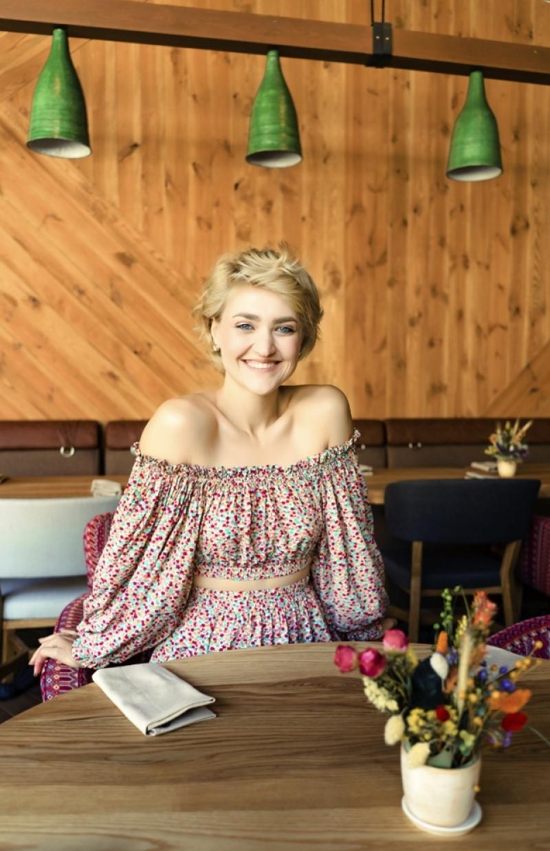 Вера Кекелия интервью
