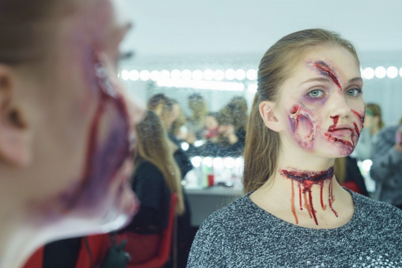 гримм на хэллоуин
