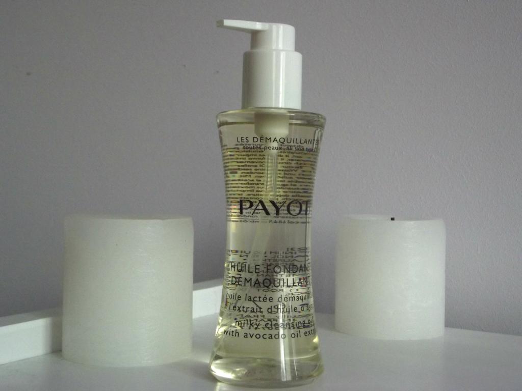 масло для снятия макияжа
